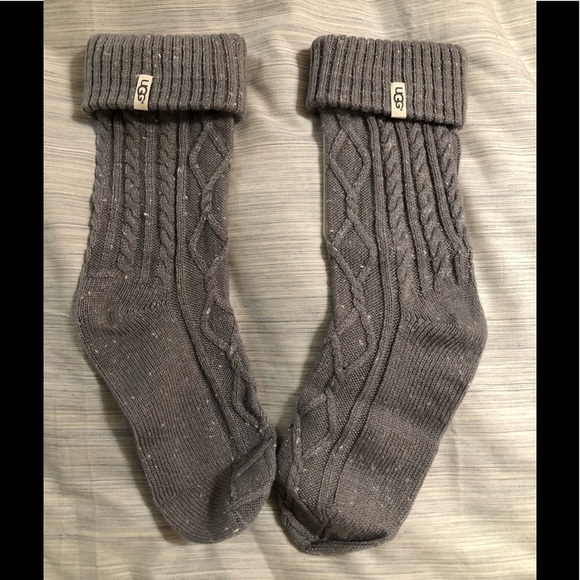 c3906fca445 Ugg Sienna Short Rain Boot Sock Color Seal NWT